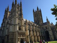 Aug, 2014. Canterbury