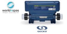 Gecko Whirlpool Steuerelektronik und Bedienfelder