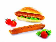 Hotdog-Braadworst