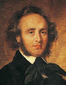"""Felix Mendelssohn - Der 42. Psalm , """"Wie der Hirsch schreit"""""""