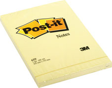 Post it gigantes - AorganiZarte