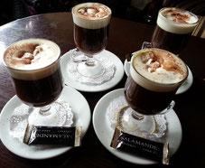 Irish Coffee zum Aufwärmen
