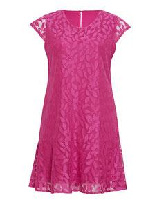 elegantes Spitzenkleid in großen Größen , Kleider mollige Frauen , Kleid Gr 52