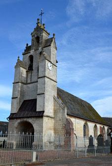 Eglise d'Aumont