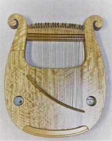 竪琴 ライアー てるる詩の木工房 あやはべる 9弦 32弦 39弦 leier lyre ソプラノライアー