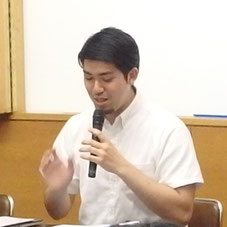 元山仁士郎さん