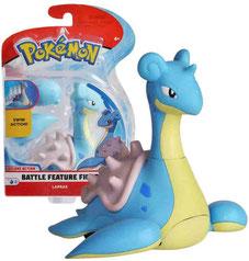 Lapras Pokemon Figur