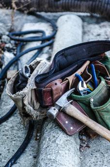 Hausmeisterdienste, Werkzeug, Reparatur