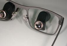 Lupenbrille ergonomisch Keppler Optik