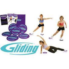 Pack de 25 disques de Gliding de fitness de qualité à acheter pas cher. Matériel de 25 disques de Gliding de fitness et gymnastique enfant de qualité au meilleur prix.