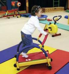 Mini-tapis de marche pour enfants de marque Sarneige. Mini tapis de course ou de marche enfants et baby gym de Sarneige à acheter pas cher.