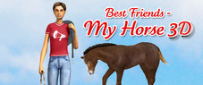 Banner Best Friends – My Horse 3D