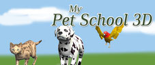 Banner My Pet School 3D