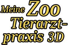 Game Logo Meine Zoo-Tierarztpraxis 3D