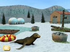 Title Screen My Zoo Vet Practice 3D