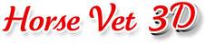 Game Logo Horse Vet 3D