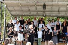 Gesangsunterricht München Sibylle Kult Chor Aufführungen