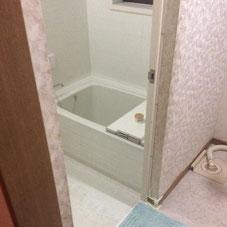 トータルデザインによるお風呂のリフォーム