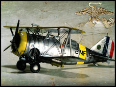 1/48 Accurate Miniatures Grumman F3F-2