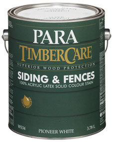 EXterior SOLID COLOUR STAIN by para paints