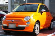 FIAT500 限定300台