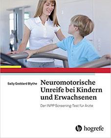 Buchcover: Sally Goddard Blythe-Neuromotorische unreife