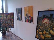 "Ausstellung ""Ilda"" Frankfurt am Main 2015"