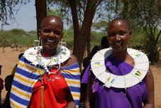 Maasai village visit in Tanzania