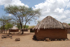 Maasai boma with overnight Tanzania