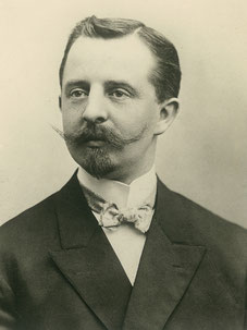 Gründer Hinrich-Rudolf Rieck
