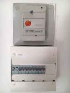 Mise aux normes tableau électrique appartement à Marseille Saint Loup 13010