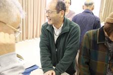 2011年度の自治会防災防犯部、芦川さんも体験していました