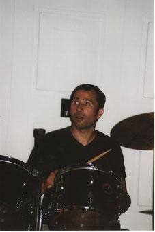 Olivier à Antony en juin 2002