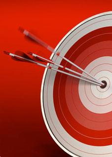 Bild: Treffsicher bei der Entwicklung einer Markenoptik