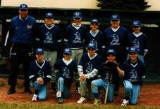 Jugendteam um das Jahr 2000