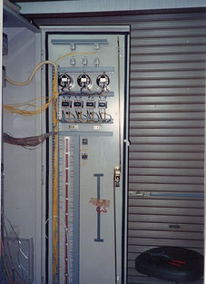 PLC control panel for all process management 2