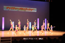 競技エアロビック・SKJ