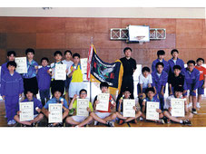 第69回東毛地区中学校競技大会・バドミントン