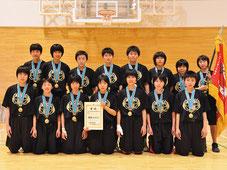 第69回東毛地区中学校競技大会・バスケットボール
