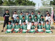 第69回東毛地区中学校競技大会・サッカー