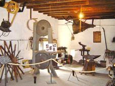 Ateliers du forgeron et du charron