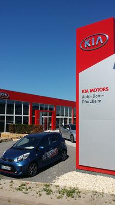 Referenz von Elektro Wollmer GmbH: KIA Pforzheim