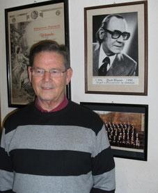 Friedel Busche - seit 2014 Ehrenvorsitzender