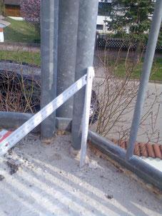Schadensfeststellung - Sanierungsplanung