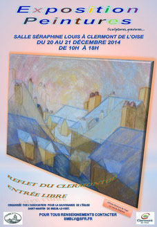 SMBLV - exposition de peintures 2014.