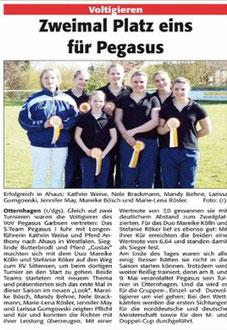 Neustädter Zeitung 24.04.2010