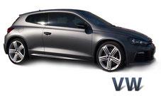 VW mit Gasanlage und R115