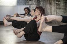 feldenkrais fisioterapeuta españa madrid pamplona navarra formación espalda ATM taller formador asistente assistant trainer