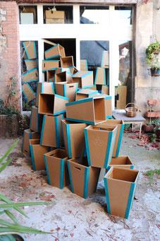 collecteur de déchets sur mesure