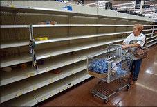 Control de precios: escasez y desinversión??